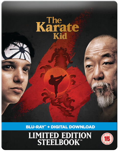 The Karate Kid 1984 Zavvi Exclusive Limited Edition
