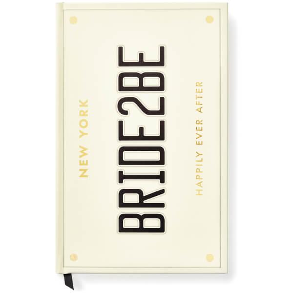 Kate Spade Bride2Be Notebook