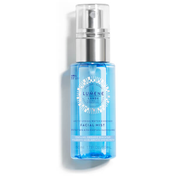 Lumene Nordic Hydra Lähde Arctic Spring Water Enriched Facial Mist 50ml