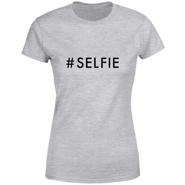 Selfie Women's T-Shirt - Grey