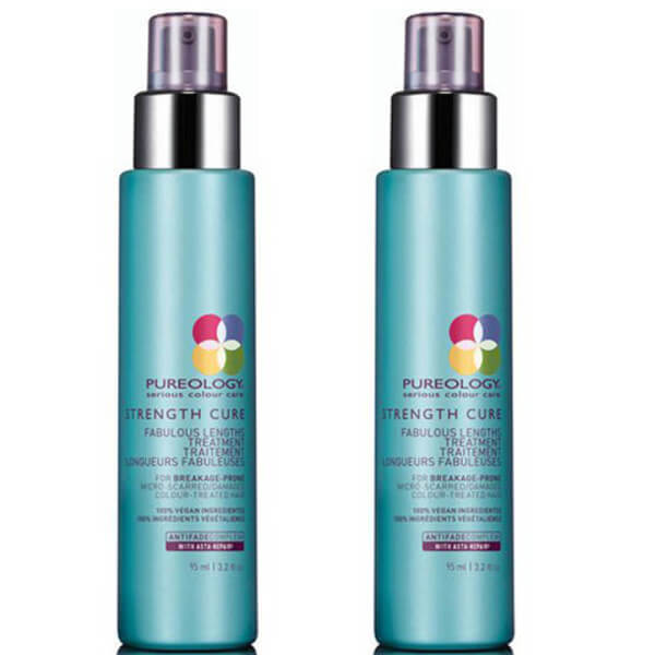 Pureology Strength Cure Fabulous Lengths Treatment Duo 95ml