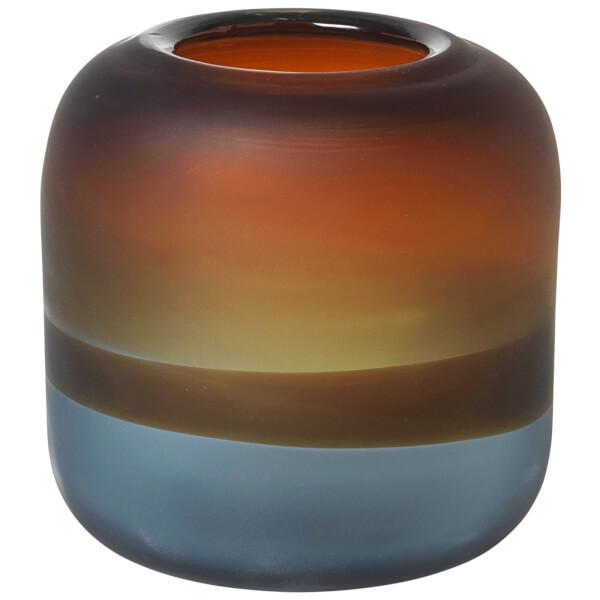 broste copenhagen vitus mouthblown glass vase indian tan. Black Bedroom Furniture Sets. Home Design Ideas