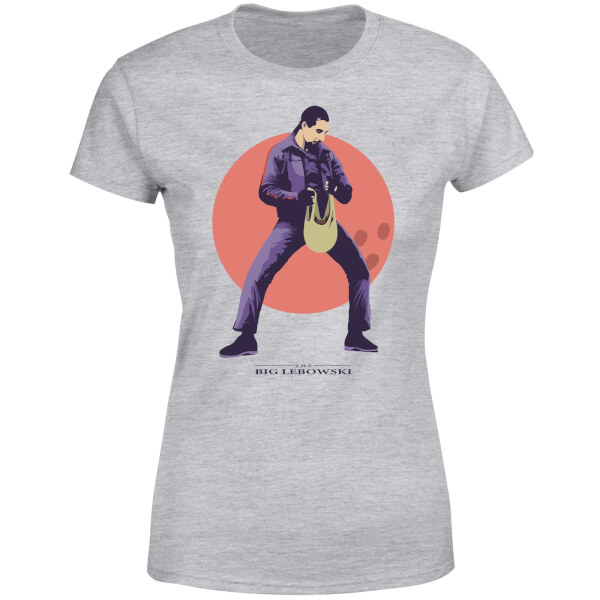 The Big Lebowski The Jesus Women's T-Shirt - Grey