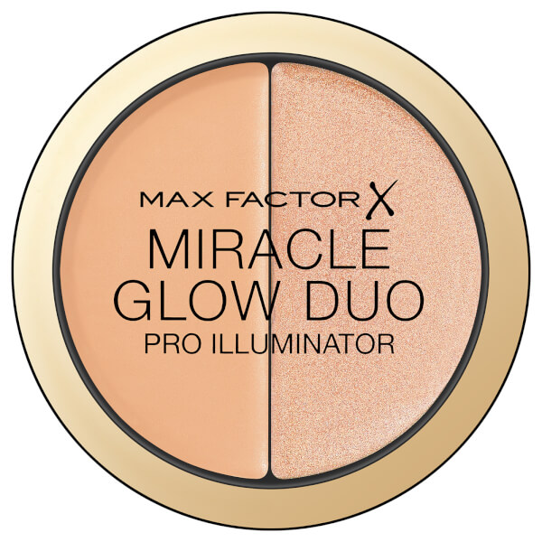 Max Factor Miracle Glow Duo Highlighter - 20 Medium