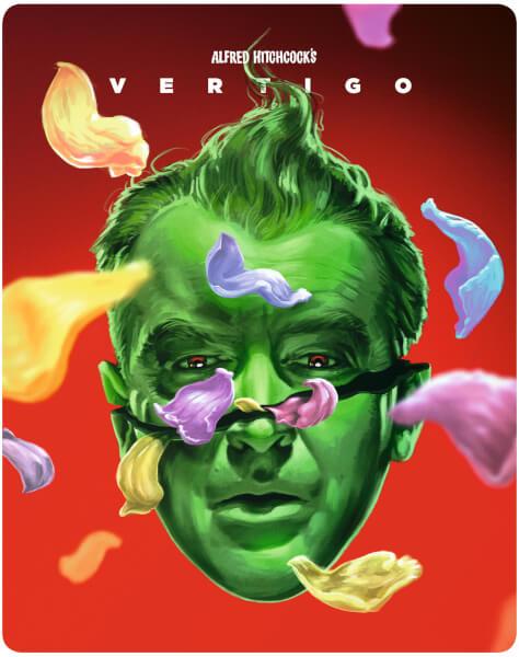 Vertigo - Zavvi Exclusive Limited Edition Steelbook