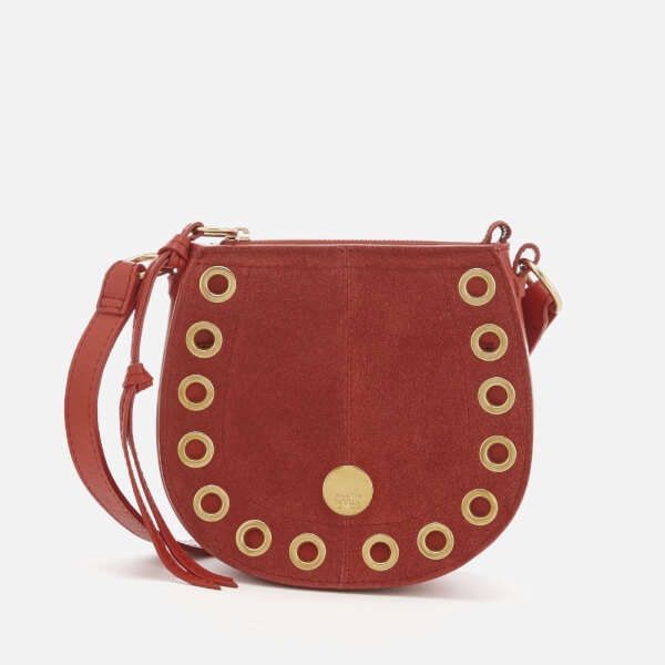 See By Chloé Women's Kriss Satchel - Red Sand