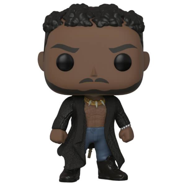 Black Panther Erik Killmonger with Scars Pop! Vinyl Figure