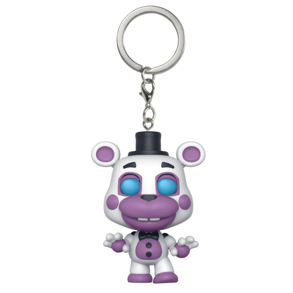 Five Nights at Freddy's Pizzeria Simulator Helpy Pop! Keychain