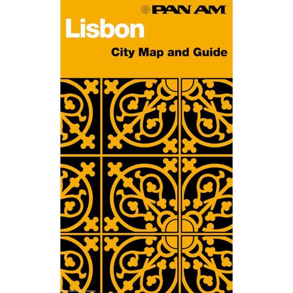 PAN AM Lisbon Print