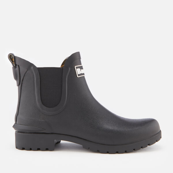 Barbour Women's Wilton Chelsea Boots - Black