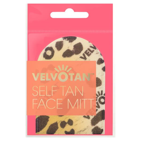 Velvotan Self Tan Applicator Face Mitt