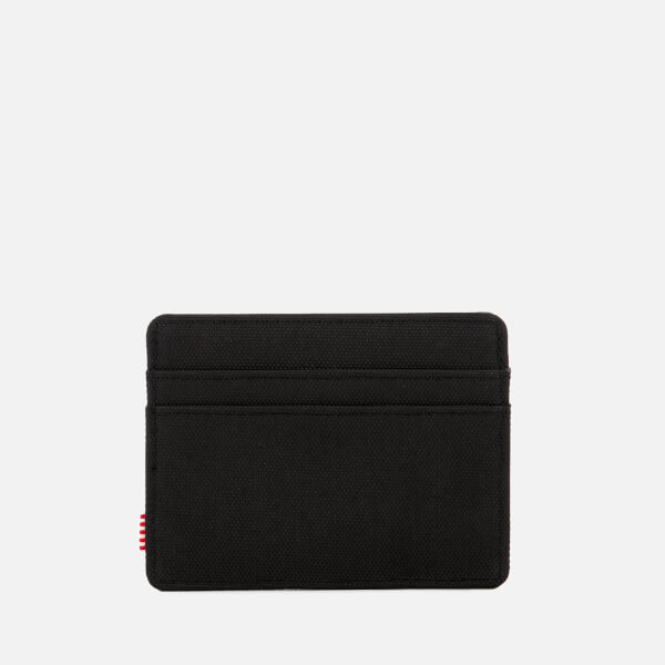 Herschel Supply Co. Men's Charlie Card Holder - Black