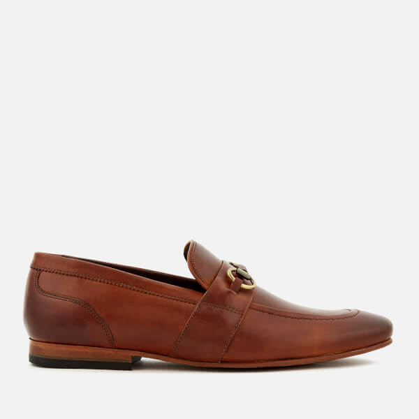 Ted Baker Men's Daiser Leather Loafers - Tan