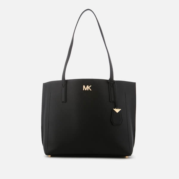 MICHAEL MICHAEL KORS Women's Ana Medium East West Bonded Tote Bag - Black