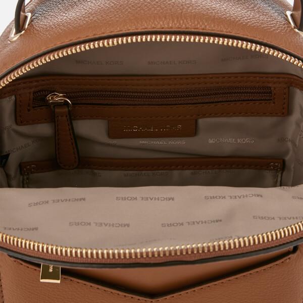 4044c923f0 MICHAEL MICHAEL KORS Women s Jessa Small Convertible Backpack - Acorn   Image 5