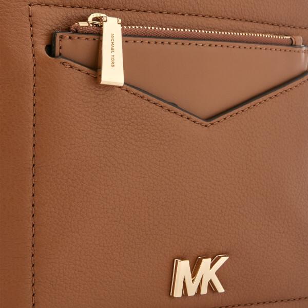 b67083ebe679 MICHAEL MICHAEL KORS Women's Jessa Small Convertible Backpack - Acorn:  Image 4