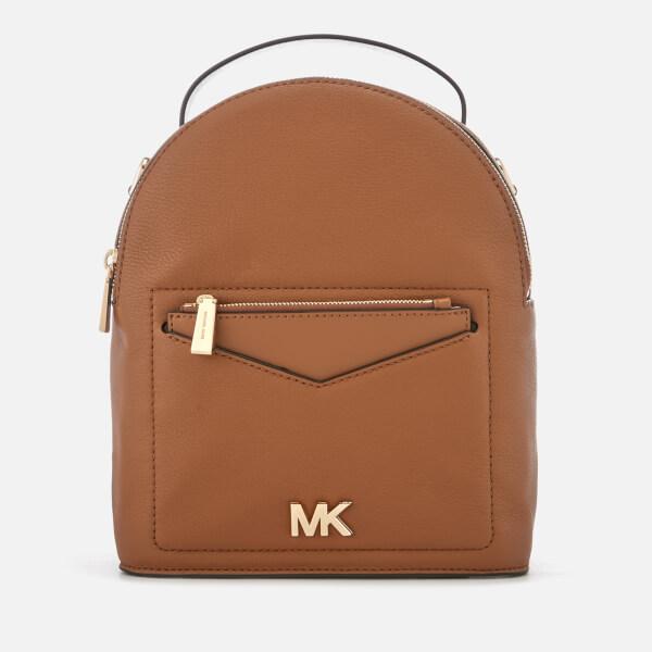 MICHAEL MICHAEL KORS Women's Jessa Small Convertible Backpack - Acorn