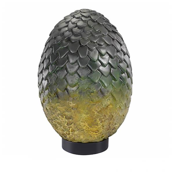 Game of Thrones Rhaegal Egg