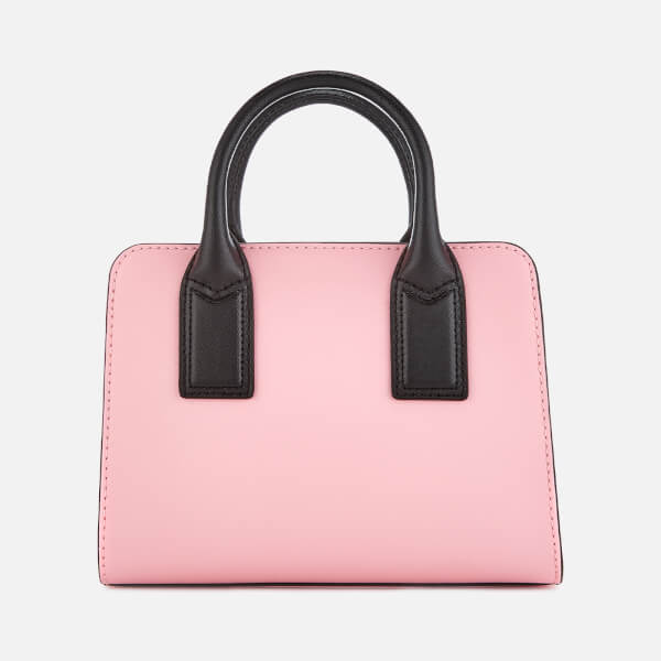 a72d475774b Marc Jacobs Women's Little Big Shot Tote Bag - Baby Pink: Image 2