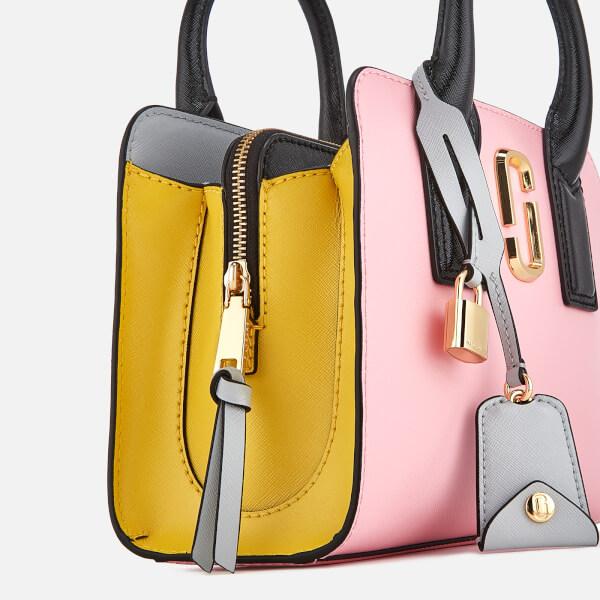 Marc Jacobs Women's Little Big Shot Tote Bag - Baby Pink: Image 31
