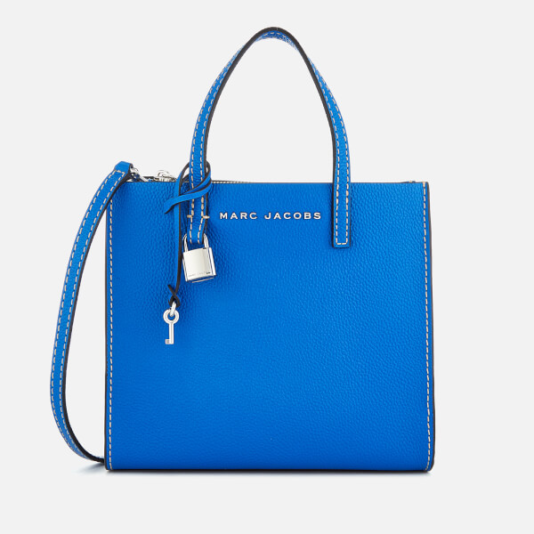 Marc Jacobs Women's Mini Grind Tote Bag - Sapphire