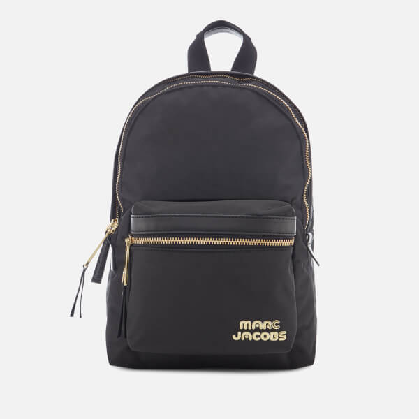 2873f0b1a0 Marc Jacobs Women s Medium Backpack - Black  Image 1