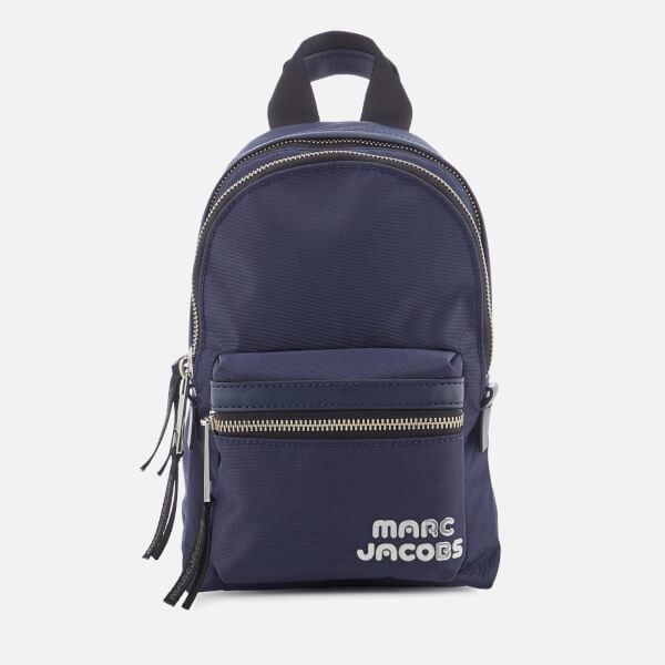 Marc Jacobs Women's Mini Backpack - Midnight Blue