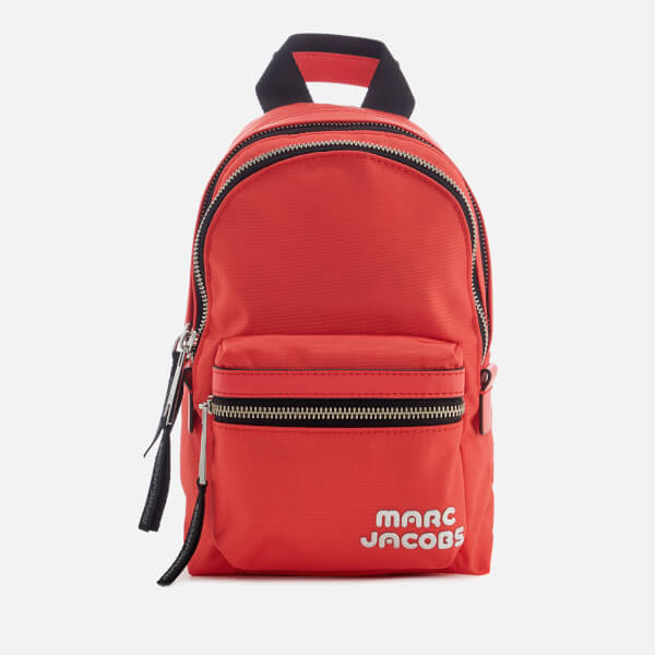 Marc Jacobs Women's Mini Backpack - Poppy Red