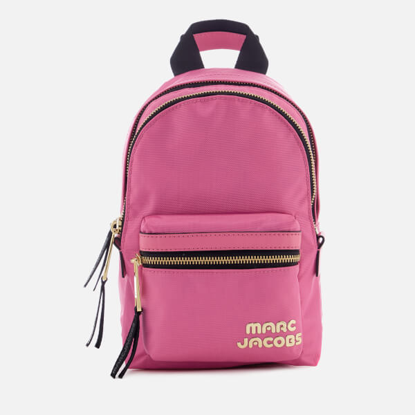 Marc Jacobs Women's Mini Backpack - Vivid Pink