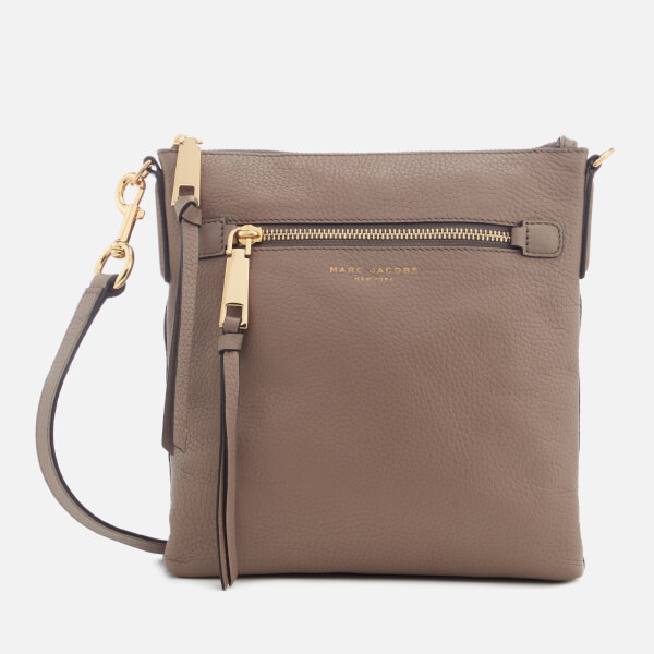 Marc Jacobs Women's North South Cross Body Bag - Mink