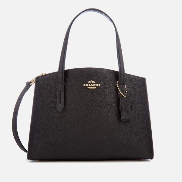Coach Women's Charlie 28 Carryall Bag - Black