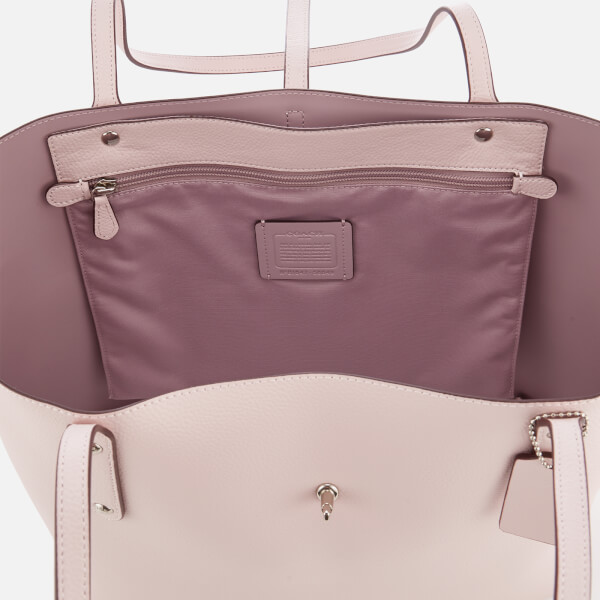 Coach Women's Market Tote Bag - Ice Pink: Image 41