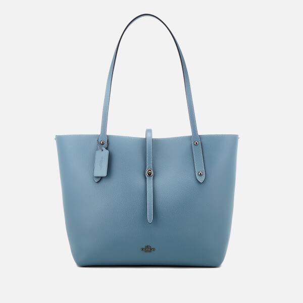 Coach Women's Market Tote Bag - Chambray