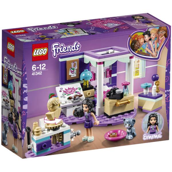 LEGO Friends: Emma's Deluxe Bedroom (41342)