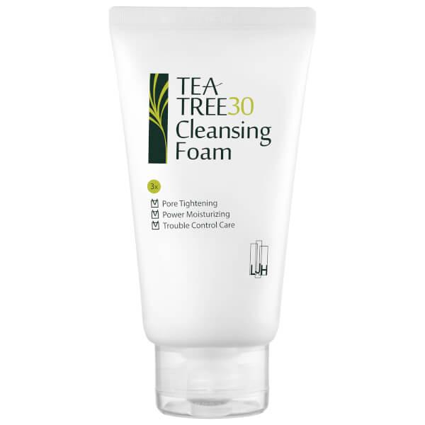 Leegeehaam Tea Tree 30 Cleansing Foam 150ml