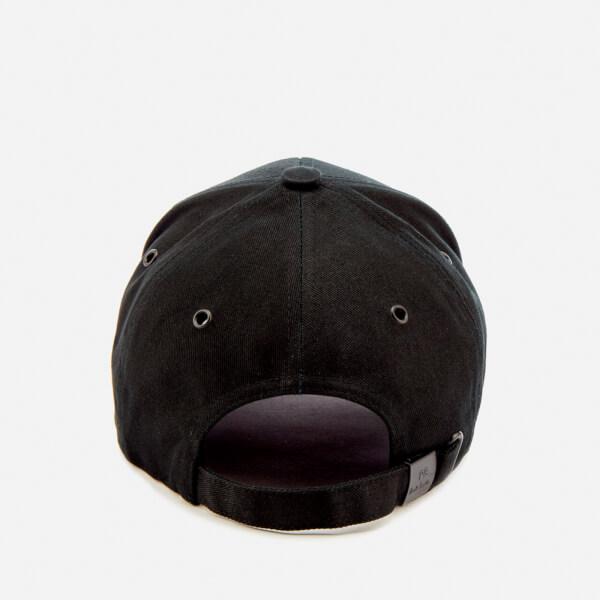 PS Paul Smith Men s Zebra Baseball Cap - Black  Image 3 f6a204ed05d