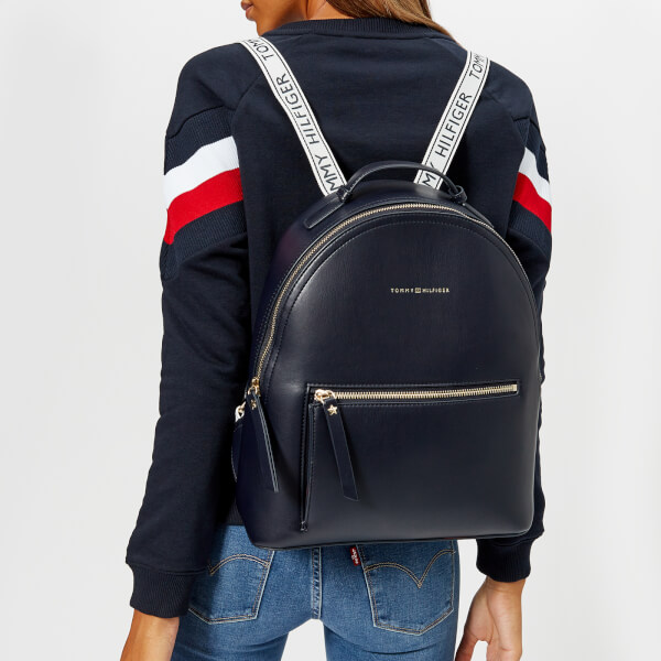 fcedb6e4fd4 Tommy Hilfiger Women's Iconic Tommy Backpack - Navy: Image 3
