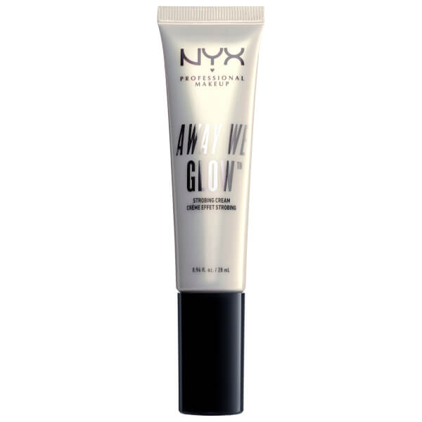 NYX Professional Makeup Away We Glow Strobing Cream 28ml - Bright Star