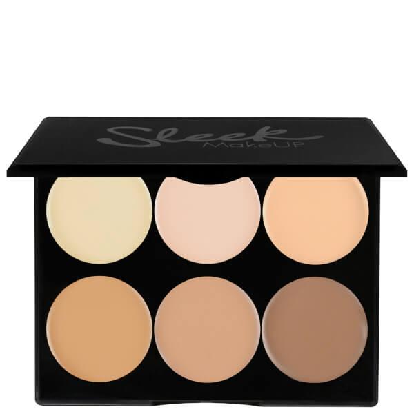 Sleek MakeUP Cream Contour Kit - Light 12g