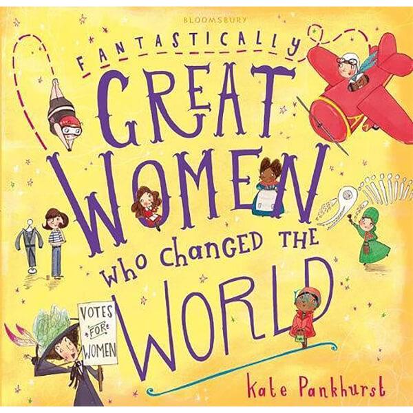 Bookspeed: Fantastically Great Women