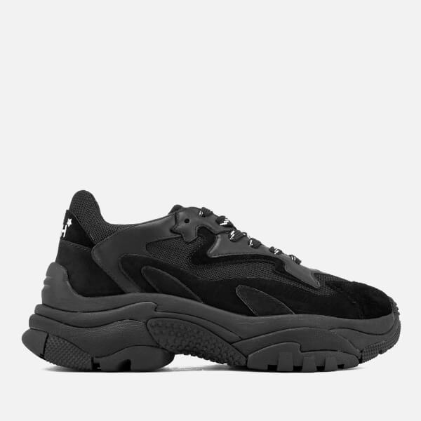 Ash Women's Addict Chunky Runner Style Trainers - Black