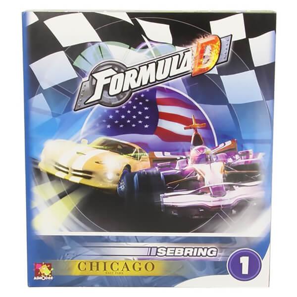 Formula D Exp 1: Chicago / Sebring