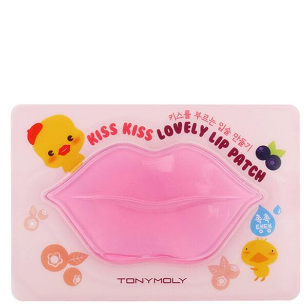 TONYMOLY Kiss Kiss Lovely Lip Patch - Berry