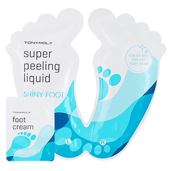 TONYMOLY Shiny Foot Super Peeling Liquid