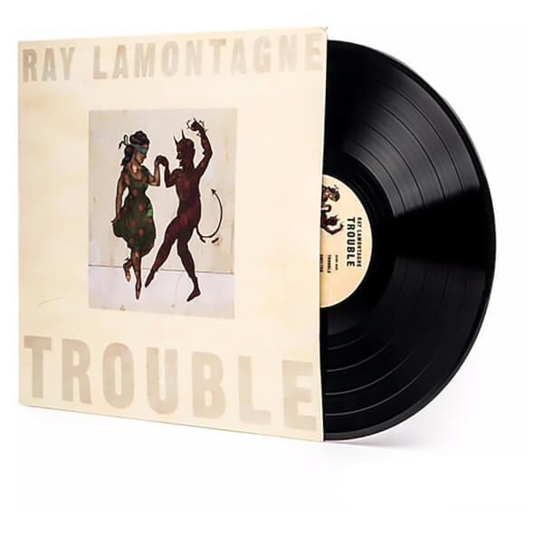Trouble Vinyl
