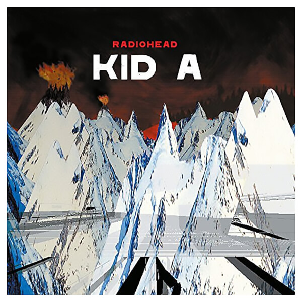 Kid A Vinyl