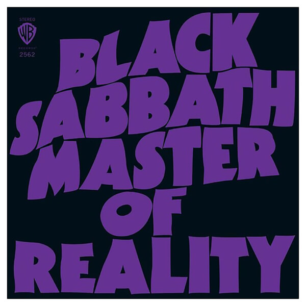 Master Of Reality Vinyl