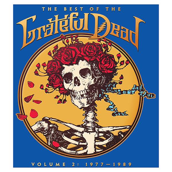 Best Of The Grateful Dead 2: 1977-1989 Vinyl