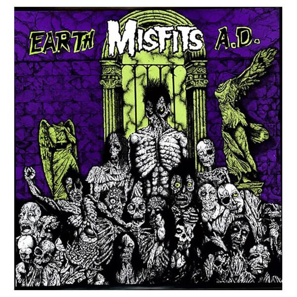Earth A.D. Vinyl