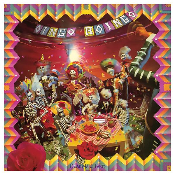 Dead Mans Party Vinyl